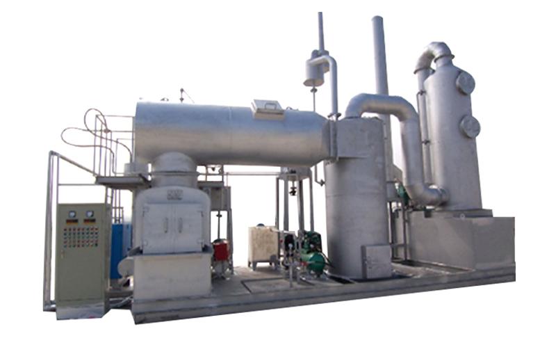 焚烧炉废气处理技术