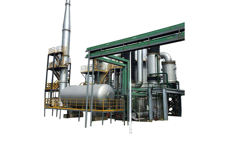 生产结构控制调整保证废工业垃圾焚烧炉锅炉长周期运行