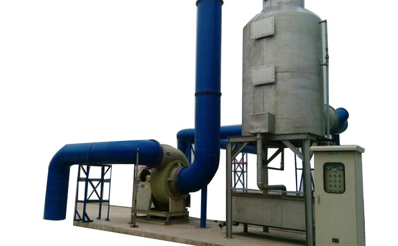废气废溶剂焚烧炉处理方式