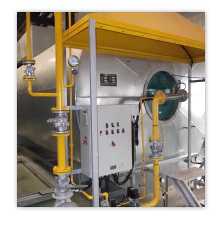 废气焚烧炉常见的几个使用故障