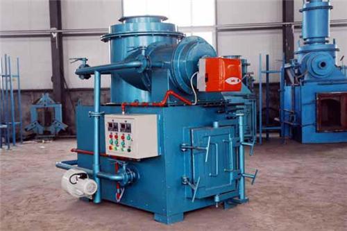 间壁式催化焚烧炉(简称为TR0)是在催化床后设一个换热器