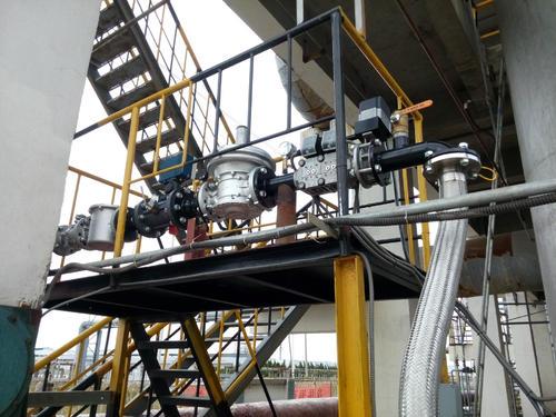 蓄热催化焚烧炉(简称为RCO)是一种新的催化技术