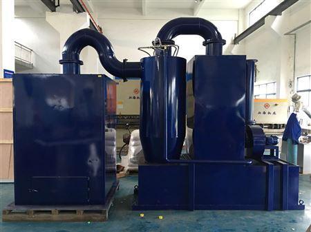 废液焚烧炉的转子式喷嘴对废液量有较大的调节范围